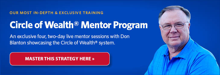 Circle of Wealth® Mentor Program