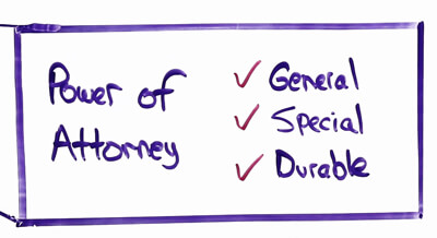 Power of Attorney and a Trust
