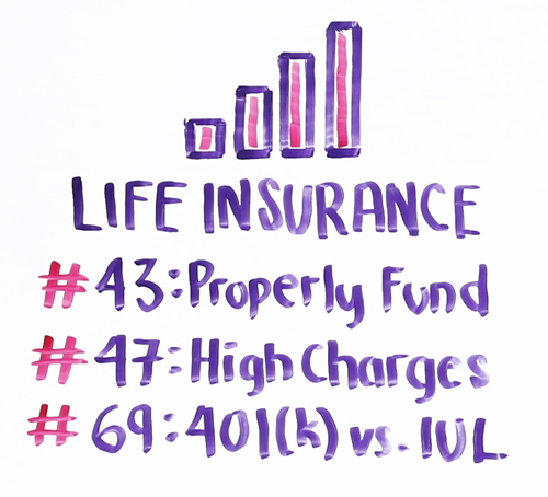 popular msm life insurance episodes