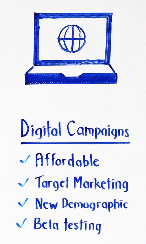 digtial campaigns