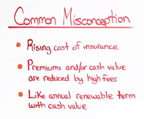iul-common-misconception