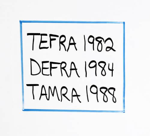 TEFRA-DEFRA-TAMRA