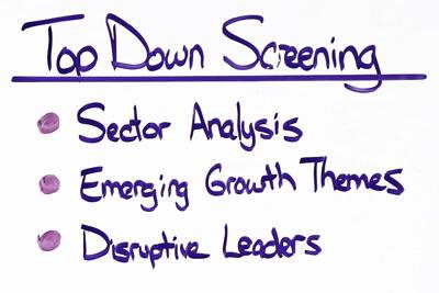 Top Down Screening