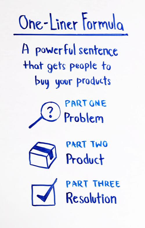 one-liner formula