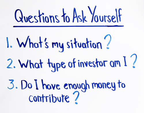 questions to ask yourself before you retire
