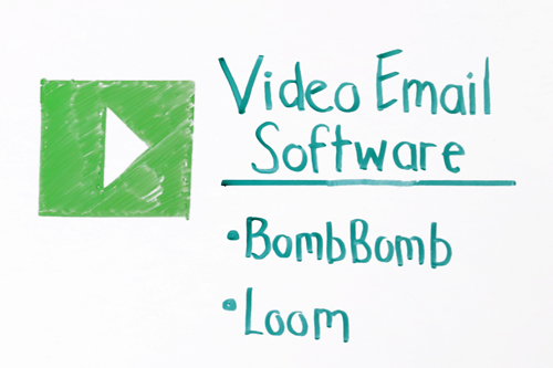 video email software
