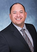 Sal Mendoza, Vice President Field Support